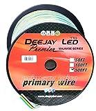 DEEJAY LED TBH164B500 16Ga 500'Y/B/G/W Primary Wire