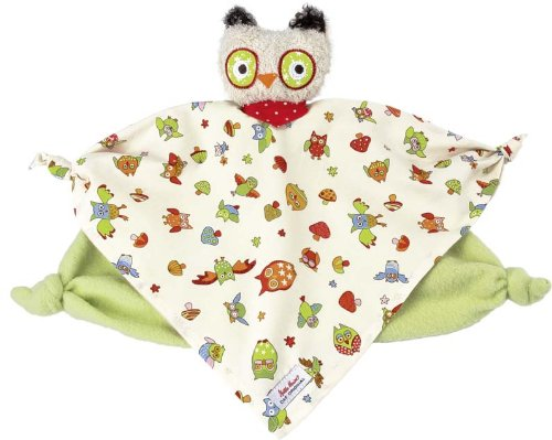 Baby And Cow Toddler Costumes Cuddly (Kathe Kruse - Alba the Owl Towel)
