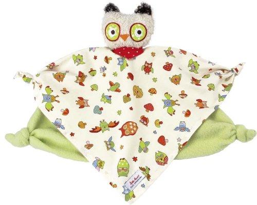 Kathe Kruse - Alba the Owl Towel Doll
