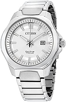 Citizen AW1540-88A Eco-Drive Titanium 44mm Men's Watch