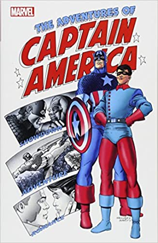 Amazon.com: Captain America: The Adventures of Captain ...