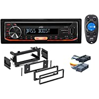 93-98 Jeep Grand Cherokee JVC CD Player Receiver USB/AUX/MP3 3-Band Eq+Remote