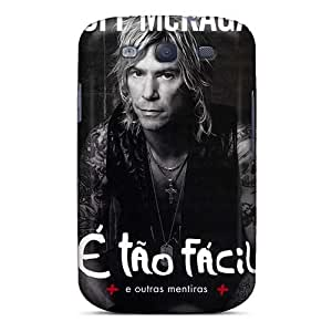 Anti-Scratch Hard Phone Cases For Samsung Galaxy S3 With Support Your Personal Customized Colorful Guns N Roses Image SherieHallborg