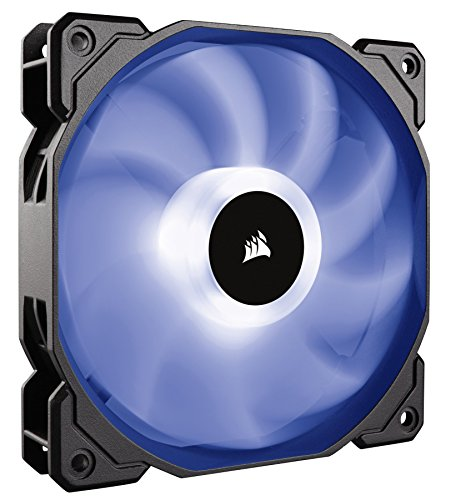 (Corsair CO-9050059-WW SP Series, SP120 RGB LED, 120mm High Performance RGB LED Single Fan, no Controller)