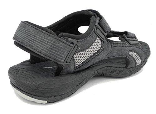 PDQ - Zapatos con tacón hombre negro