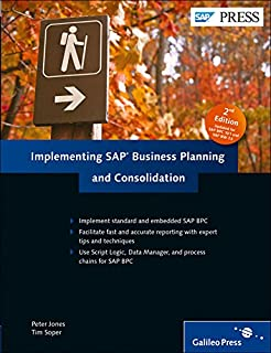 sap business planning and consolidation sap bpc implementation guide 2nd edition advanced concepts business