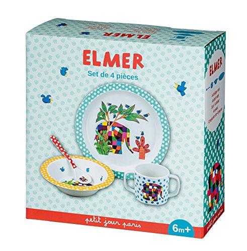 Elmer Gift Box, 4-Piece Petit-Jour EL901H