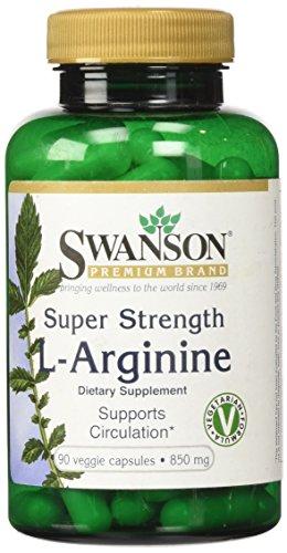 Super force L-Arginine 850 mg 90 Caps de Veg