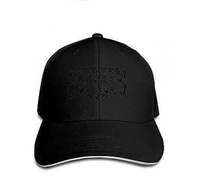 Xunulyn Neutral Cotton Denim Adjustable Hat Men Women Street ...