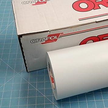 """Roll 24/"""" X 30/' Sign Cutting Vinyl Silver Grey Oracal 751 1"""