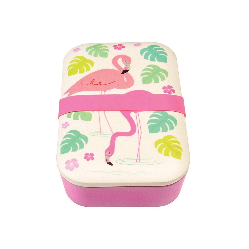 Flamingo Bay Bamboo Lunch Box Rex International Ltd