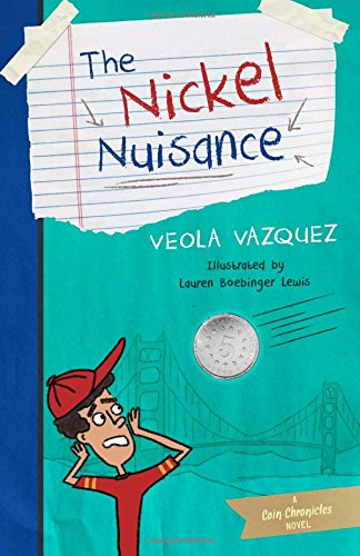 The Coin Chronicles by Veola Vazquez | guest book review
