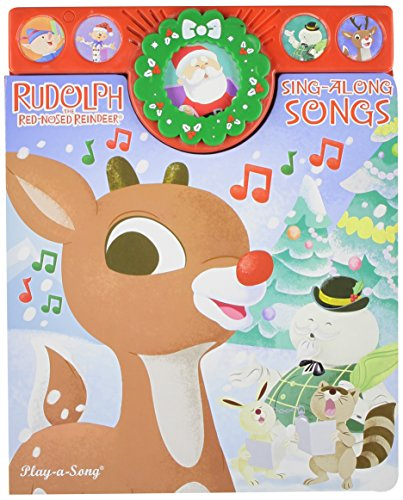 Rudolph the Red-Nosed Reindeer Sing-Along Christmas Songs (Songs Christmas Rudolph)