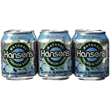 Hansen's, Club Soda, 6-Pack, 8 oz ea