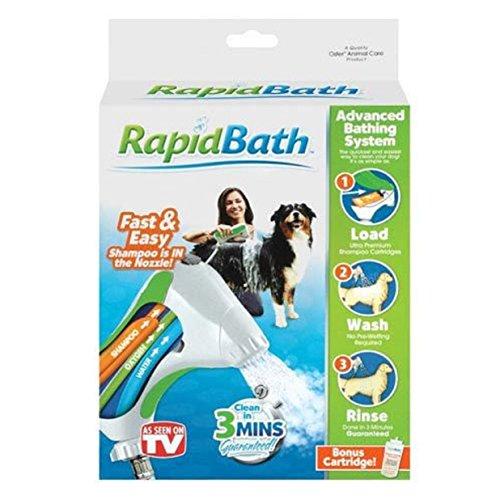 Pet Bath Rapid System Pro Cartridges Bathing