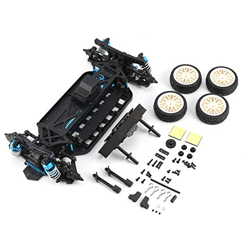 - LRP S10 Blast TC 2 Clubracer Non-RTR with Wheel and Body 1/10 4WD Electric Car Black