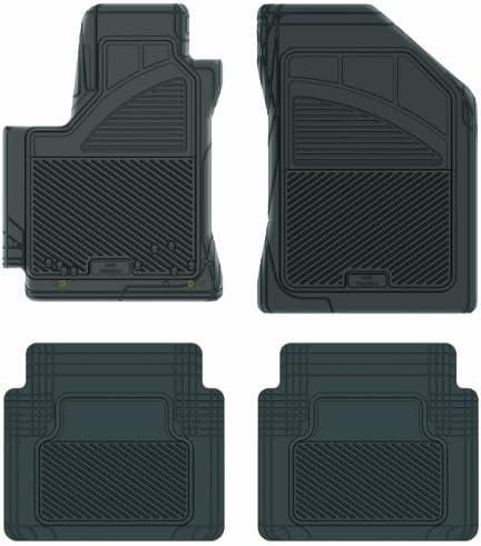 0728123 PantsSaver Tan Custom Fit Car Mat 4PC