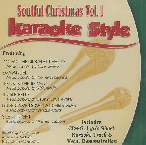 Soulful Christmas Karaoke Style, Volume ()
