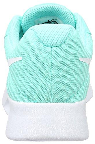 Chaussures WMNS Femme White Nike Turquoise Entrainement de Hyper Tanjun Blanc Turq Running Vert Se dUxwqt