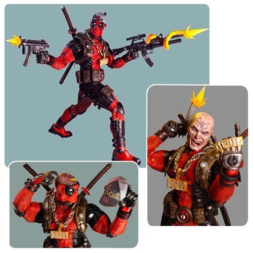 Ultimate 1/4 Scale (Marvel Classics Ultimate Deadpool 1/4 Scale Figure)