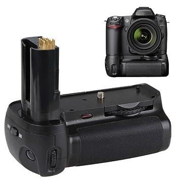 Amazon.com: New empuñadura de batería para Nikon D80 D90 MB ...
