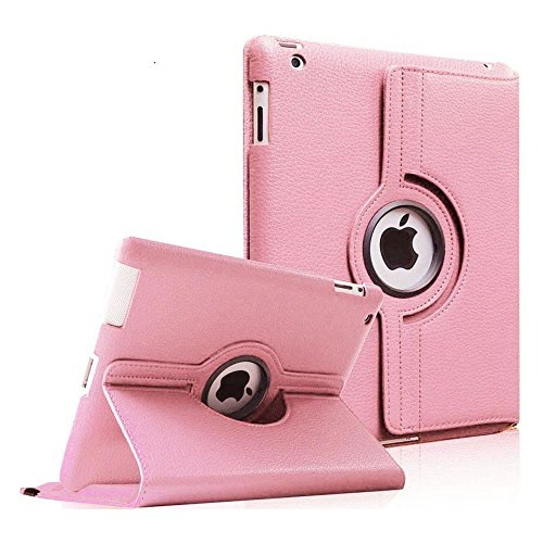 Fintie Apple iPad 2/3/4 Case - 360 Degree Rotating Stand Smart Case Cover for iPad with Retina Display
