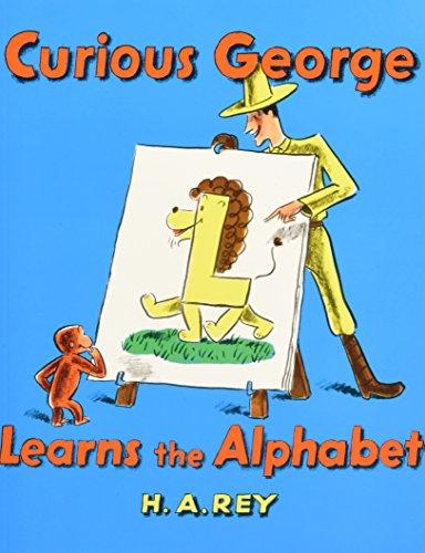 Alphabet Cd Book (Curious George Learns the Alphabet Book and CD)