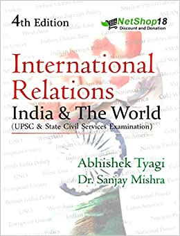 Buy INTERNATIONAL RELATIONS FOR CIVIL SERVICES EXAMINATION BY