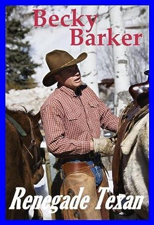 book cover of Renegade Texan