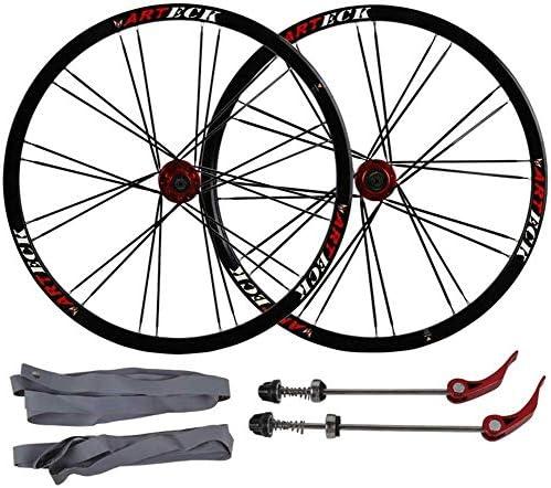 AIFCX 26 Pulgadas Bicicletas de Ruedas, montaña de Pared Doble del ...