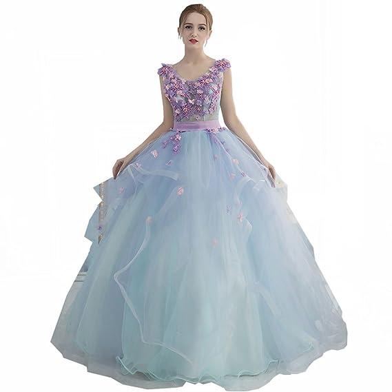 eb83b18b562a8 花嫁 ロングドレス ウエディングドレス カラードレス イブニングドレス 披露宴 演奏会 発表会 編み上げタイプ