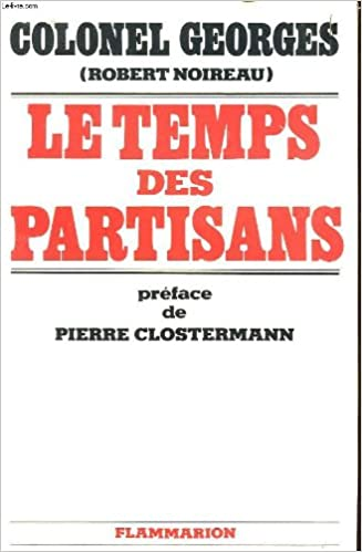 Livres gratuits Le temps des partisans pdf, epub