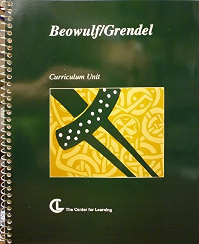 Beowulf/Grendel (TAP instructional materials) by Mary M. Lindenberg - Center 10 Shopping 30