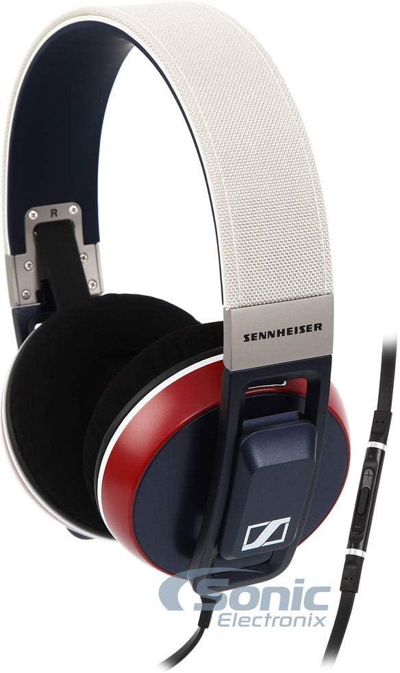 Sennheiser Urbanite On-Ear Headphones - Nation (Discontinued by Manufacturer)