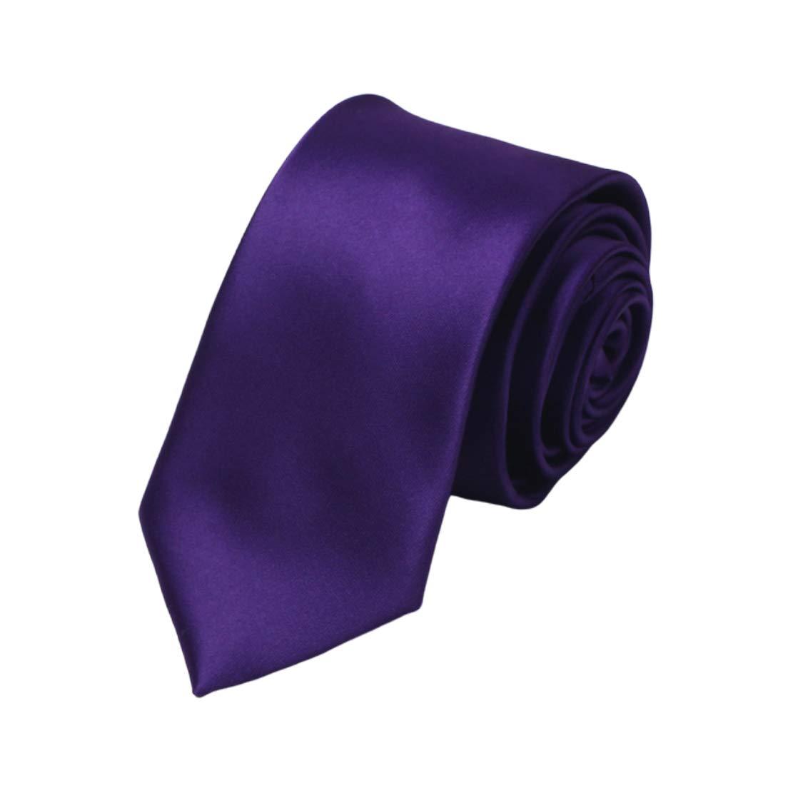 Corbata Casual de 7 cm de Nanofibra para Hombre Corbata de ...