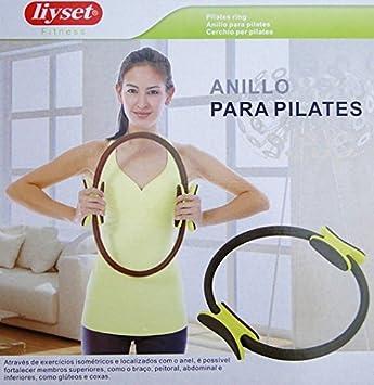 Aro anillo de pilates ejercicios de yoga con aro mágico de ...