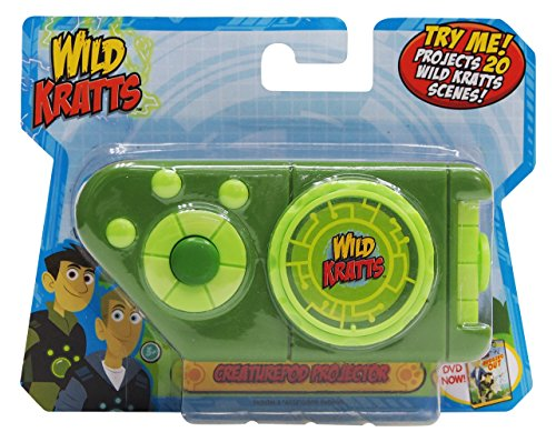 Toys For Chris : Wild kratts creaturepod projector set chris import it all