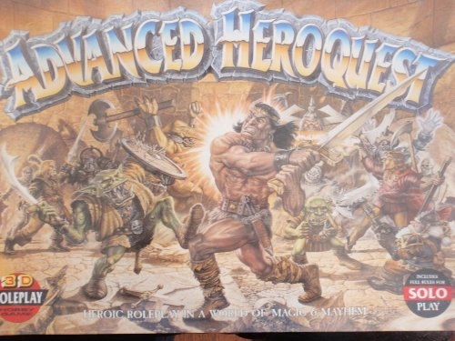 advanced heroquest - 2
