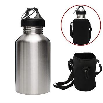 HPADR Botella de Agua Botella De Bebida De Agua De ...