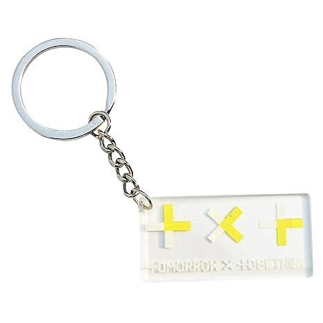 Amazon.com: Nuofeng - Llavero Kpop TXT Tomorrow X Together ...