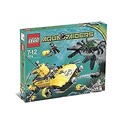 Aqua Raiders Crab Crusher(7774): Toys & Games