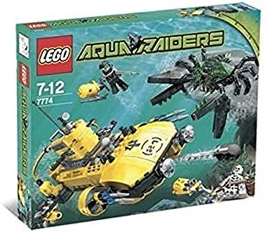 Aqua Raiders Crab Crusher(7774)