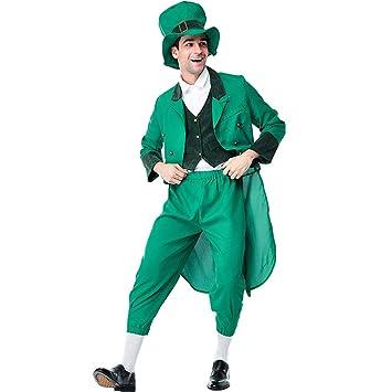 I TRUE ME Día de San Patricio Oro Verde Adulto Traje de ...