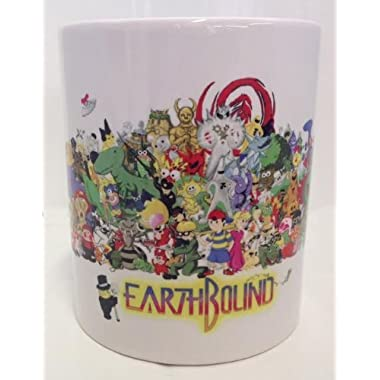 Earthbound Collage 11oz Ceramic Coffee Mug