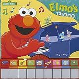 Sesame Street Song Book: Elmo's Piano (1 2 3 Sesame Street)