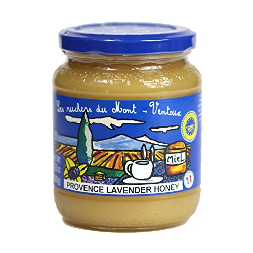 (Provence Lavender Honey, 17.6 oz (500g))
