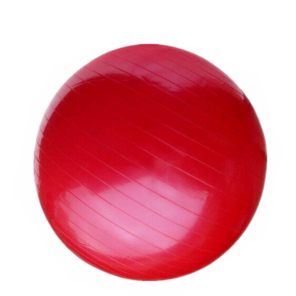 gimnasio Yoga LLQ pelota para ejercicios de estabilidad bola anti Burst ejercicio equipo para el hogar fuerza muscular escritorio sillas equilibrio Fitness