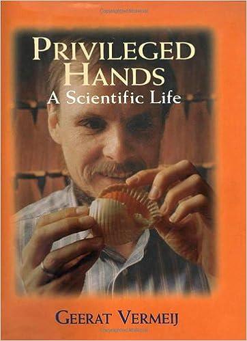 Privileged Hands: A Scientific Life