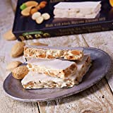 1880 All Natural Crunchy Alicante Turrón Candy - 5.3 Ounces by La Tienda