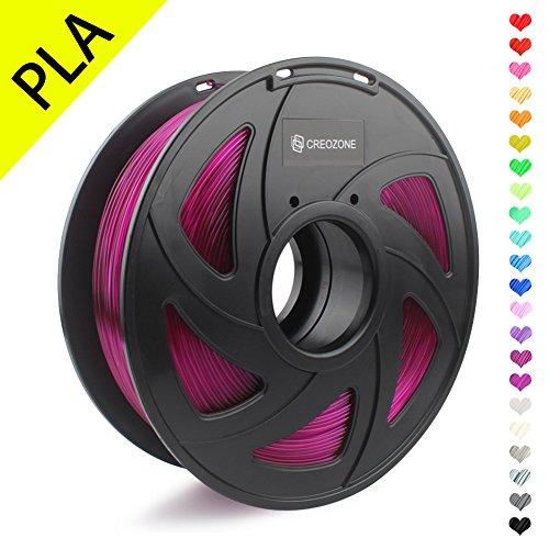 3D purple filament